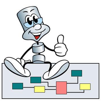 Cartoon figure